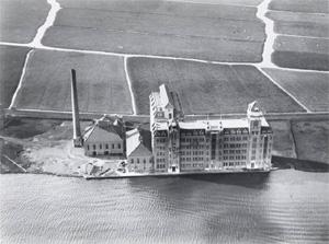 fabriek voor heipalen